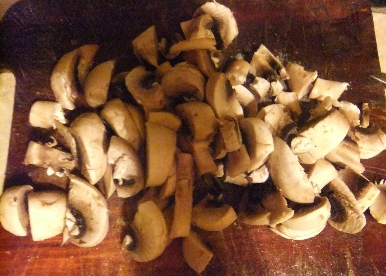 Жульен рецепт с грибами пошагово