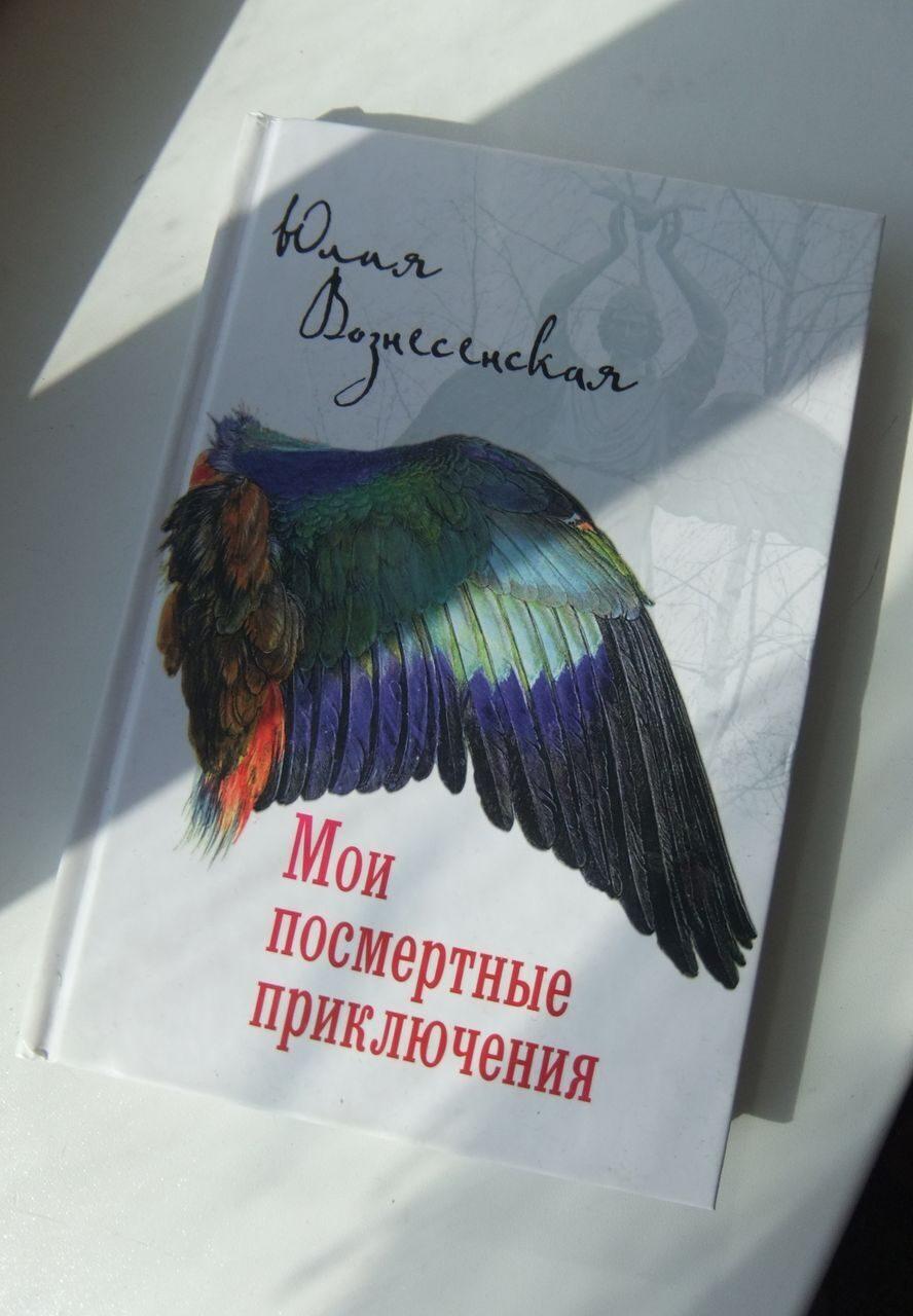 Юлии вознесенской мои посмертные приключения